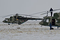 Helicopter-DataBase Photo ID:16980 Mi-8MTV-5-1 Russian Air Force RF-04445 cn:97416