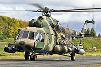 Helicopter-DataBase Photo ID:15262 Mi-8MTV-5 Russian Air Force RF-04447