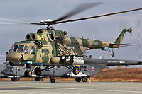 Helicopter-DataBase Photo ID:17974 Mi-8AMTSh Russian Aerospace Force RF-04473