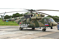 Helicopter-DataBase Photo ID:15847 Mi-8AMTSh Russian Air Force RF-04488