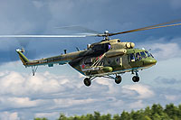 Helicopter-DataBase Photo ID:17149 Mi-8MTV-5 Russian Aerospace Force RF-04526 cn:96729