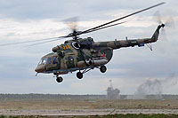 Helicopter-DataBase Photo ID:17223 Mi-8AMTSh-V Russian Aerospace Force RF-04528
