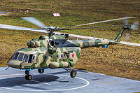 Helicopter-DataBase Photo ID:18251 Mi-8AMTSh-V Russian Aerospace Force RF-04532
