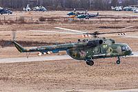 Helicopter-DataBase Photo ID:10052 Mi-8MT Russian Air Force RF-06057 cn:94037