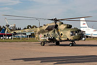 Helicopter-DataBase Photo ID:14956 Mi-8MT Russian Air Force RF-06057 cn:94037