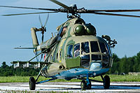 Helicopter-DataBase Photo ID:9650 Mi-8MT Russian Air Force RF-06058 cn:94098