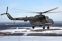 Helicopter-DataBase Photo ID:11442 Mi-8MT Russian Air Force RF-06058 cn:94098