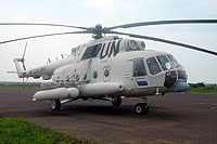 Helicopter-DataBase Photo ID:9174 Mi-8MT United Nations RF-06060 cn:94925