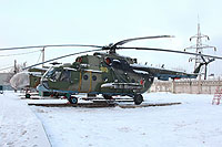 Helicopter-DataBase Photo ID:15270 Mi-8MT Ufa State Aviation Technical University RF-06060 cn:94925