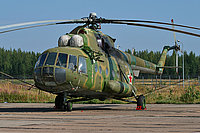 Helicopter-DataBase Photo ID:5856 Mi-8MB 12th Main Directorate of the Ministry of Defense RF-17562 cn:94601