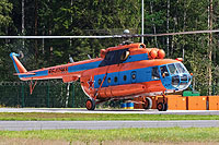 Helicopter-DataBase Photo ID:12856 Mi-8MB 12th Main Directorate of the Ministry of Defense RF-17563 cn:94871