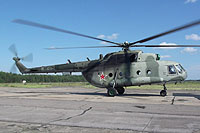 Helicopter-DataBase Photo ID:11404 Mi-8MT 12th Main Directorate of the Ministry of Defense RF-17566 cn:93821