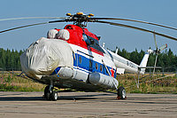 Helicopter-DataBase Photo ID:5855 Mi-8MTV-2 12th Main Directorate of the Ministry of Defense RF-17571 cn:96593