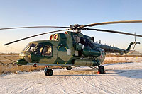 Helicopter-DataBase Photo ID:11433 Mi-8AMT-1 Russian Air Force  cn:8AMT01643094305U