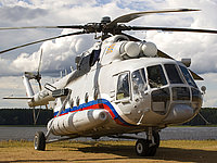Helicopter-DataBase Photo ID:2053 Mi-8MTV-2US Russian Air Force RF-19032 cn:96232