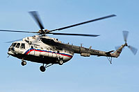 Helicopter-DataBase Photo ID:8716 Mi-8MTV-2US Russian Air Force RF-19032 cn:96232