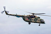 Helicopter-DataBase Photo ID:14078 Mi-8MTV-2 Russian Air Force RF-19032 cn:96232
