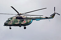 Helicopter-DataBase Photo ID:15965 Mi-8MTV-2 Russian Air Force RF-19032 cn:96232