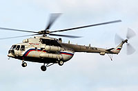 Helicopter-DataBase Photo ID:8717 Mi-8AMT-1 Rossiya - Special Flight Detachment RF-19038 cn:8AMT01643073107U
