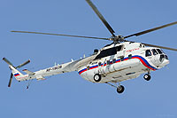 Helicopter-DataBase Photo ID:9647 Mi-8AMT-1 Rossiya - Special Flight Detachment RF-19038 cn:8AMT01643073107U