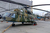 Helicopter-DataBase Photo ID:13437 Mi-8MTV-2 Russian Navy RF-19064 cn:95407
