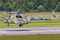 Helicopter-DataBase Photo ID:15869 Mi-8MTV-2 Russian Navy RF-19064 cn:95407