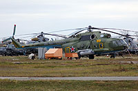 Helicopter-DataBase Photo ID:8986 Mi-8MTV-2 Russian Navy RF-19066 cn:95409
