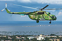 Helicopter-DataBase Photo ID:15871 Mi-8MTV-2 Russian Navy RF-19066 cn:95409