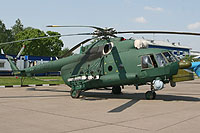 Helicopter-DataBase Photo ID:12380 Mi-8MNP-2 Russian Federal Border Guard RF-20452 cn:8AMTS00643104509U