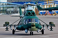Helicopter-DataBase Photo ID:12381 Mi-8MNP-2 Russian Federal Border Guard RF-20452 cn:8AMTS00643104509U