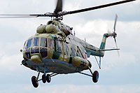 Helicopter-DataBase Photo ID:6849 Mi-8MA-1 Russian Federal Border Guard RF-23124 cn:96116