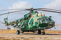 Helicopter-DataBase Photo ID:12209 Mi-8MT Russian Federal Border Guard RF-23142 cn:93404