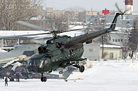 Helicopter-DataBase Photo ID:12145 Mi-8MTKO-P Russian Federal Border Guard RF-23149 cn:94218