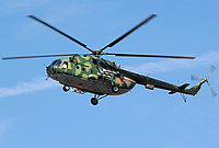 Helicopter-DataBase Photo ID:6731 Mi-8MT Russian Federal Border Guard RF-23163 cn:93957