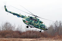 Helicopter-DataBase Photo ID:15762 Mi-8MT Russian Federal Border Guard RF-23168 cn:93564