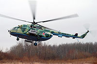Helicopter-DataBase Photo ID:15764 Mi-8MT Russian Federal Border Guard RF-23168 cn:93564