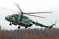 Helicopter-DataBase Photo ID:15765 Mi-8MT Russian Federal Border Guard RF-23168 cn:93564