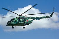 Helicopter-DataBase Photo ID:5109 Mi-8MTV-2 Russian Federal Border Guard RF-23172 cn:95689