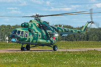 Helicopter-DataBase Photo ID:16277 Mi-8MTV-2 Russian Federal Border Guard RF-23172 cn:95689