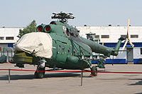 Helicopter-DataBase Photo ID:16154 Mi-8MNP-2 Russian Federal Border Guard RF-23190 cn:AMTS00643104510U
