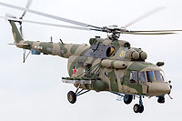 Helicopter-DataBase Photo ID:11649 Mi-8AMTSh-V Russian Air Force RF-24750 cn:8AMTS00643137381U