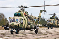 Helicopter-DataBase Photo ID:13100 Mi-8MTV-5-1 Russian Air Force RF-24752