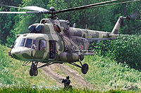 Helicopter-DataBase Photo ID:15803 Mi-8MTV-5-1 Russian Air Force RF-24752
