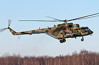 Helicopter-DataBase Photo ID:16976 Mi-8MTV-5-1 Russian Air Force RF-24752