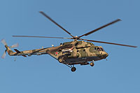 Helicopter-DataBase Photo ID:14609 Mi-8MTV-5 Russian Air Force RF-24777 cn:97309