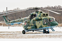 Helicopter-DataBase Photo ID:15625 Mi-8AMTSh Russian Federal Border Guard RF-28515