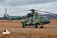 Helicopter-DataBase Photo ID:17449 Mi-8AMTSh Russian Federal Border Guard RF-28527