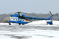 Helicopter-DataBase Photo ID:8701 Mi-8MT Special Aviation Department of the Ministry of Interior RF-28961 cn:93640