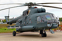 Helicopter-DataBase Photo ID:9487 Mi-8AMTSh Special Aviation Department of the Ministry of Interior RF-28987 cn:8AMTS00643136809U