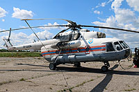 Helicopter-DataBase Photo ID:14233 Mi-8MT FGUAP MChS ROSSII RF-32824 cn:94171